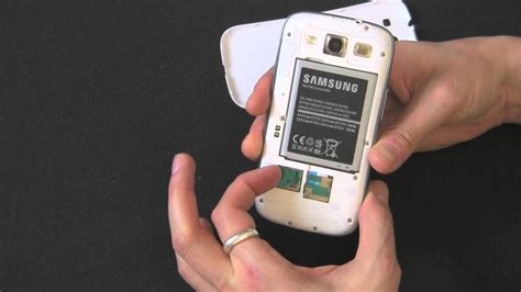 Micro Sim Card Template For Galaxy S3 by How To Remove Your Sim Card And Microsd Card From Your