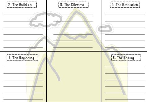 story template ks1 story mountain template by peaches1980 teaching