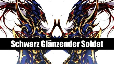 Luster Schwarz by Black Luster Soldier Schwarz Gl 228 Nzender Soldat Deck