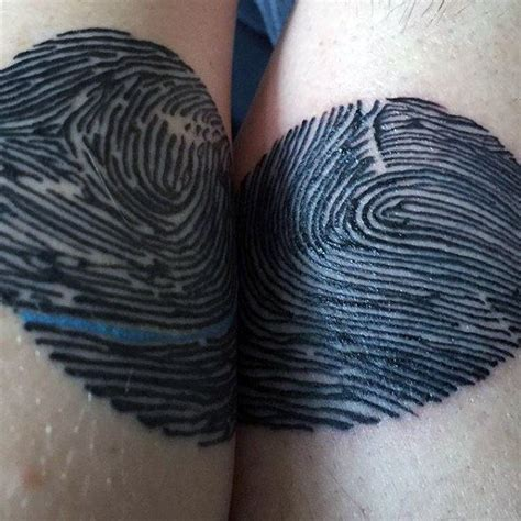 thin blue line tattoo designs blue line ideas 50 thin blue line designs