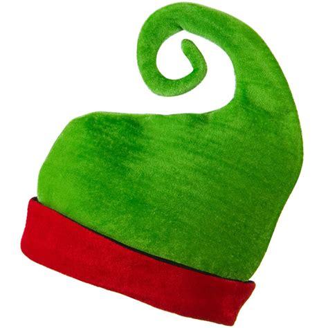 red and green elf hat costume hat