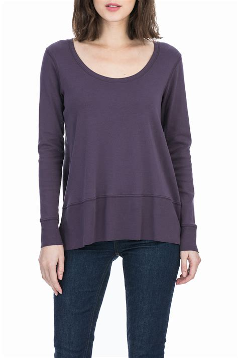 swing tops lilla p long sleeve swing top from new york city by lilla