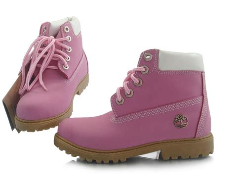 pink timberland boots timberland kid s 6 inch boots white with satisfactory