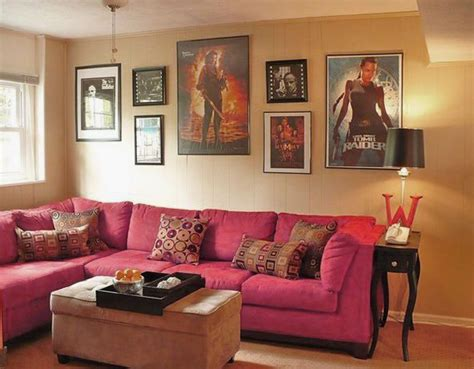 Posters For Living Room - stylish and fascinating room decor small room