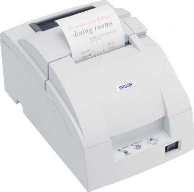 Epson Tm U220d Lan Printer Hitam epson tm u220d 012a0 usb dmd ps ecw 0 in distributor