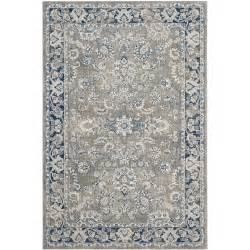 gray and blue area rug darby home co harwood gray blue area rug amp reviews wayfair