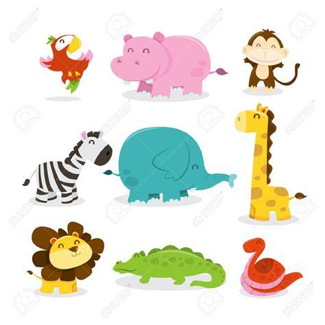 imagenes de animales animados 39281948 una ilustraci n vectorial de dibujos animados de
