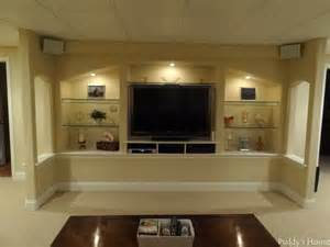 basement entertainment center ideas images frompo 1