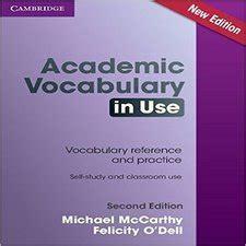 academic vocabulary in use دانلود کتاب academic vocabulary in use زبان امید