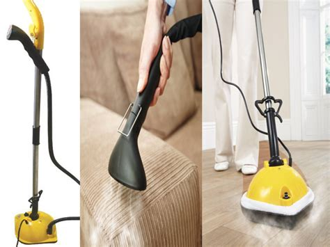 upholstery and carpet steam cleaner new 2 in 1 floor steam mop hand held steam cleaner
