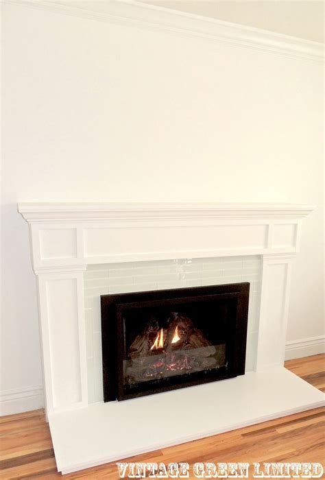 1000 ideas about gas insert on gas fireplaces