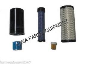 ls r3029 r3039 tractor 5 filter maintenance kit