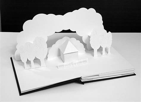 How To Make Pop Up Paper - paper pop up sculptures 4 fubiz media