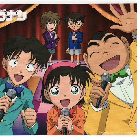 Bross Lencana Detective Boys Anime Detective Conan pinkeminamae