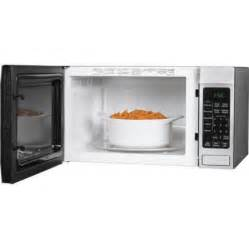 ge 1 6 cu ft countertop microwave oven stainless model
