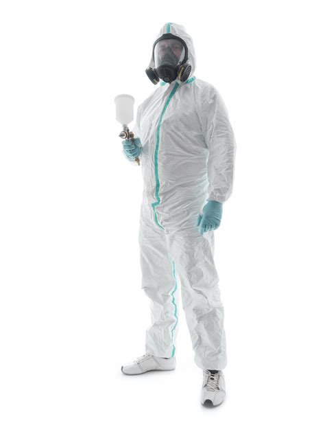 spray painter ppe health and safety protective personal equipment ppe