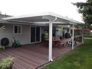 Build A House Estimate patio covers roof mounted exteriors west