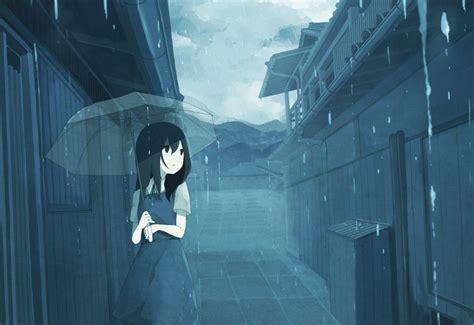 Wallpaper Anime Girl Sad | sad anime wallpapers wallpaper cave