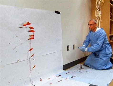 bloodstain pattern analysis video criminalistics and crime analysis licensed for non