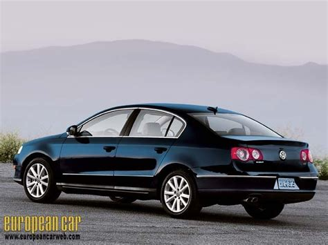 2006 volkswagen passat 2 0t road test carparts com 2006 volkswagen passat 2 0t road test european car magazine