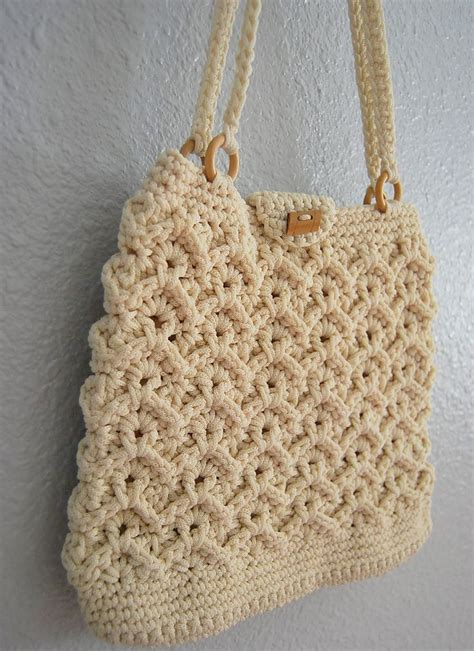 Macrame Thread Bags - 17 best images about macrame bags and purse on
