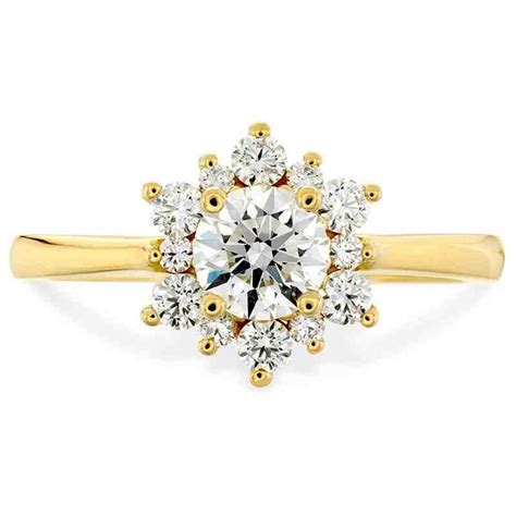 beautiful yellow gold engagement rings wedding and