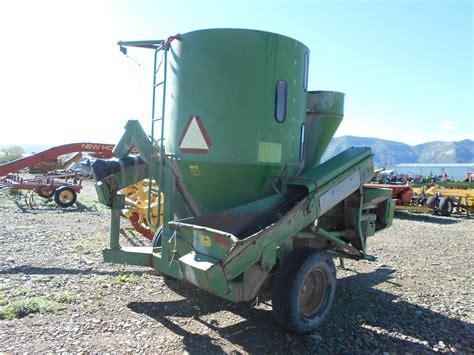 Mixer Jds used deere 400 grinder mixer stock 466 price
