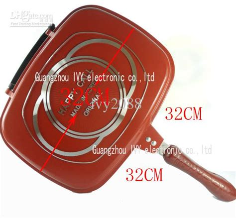 Teflon Happy Cook happy call happycall sided fry pan nonstick