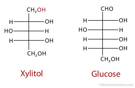 carbohydrates xylitol a sweetener xylitol health benefits and side effects in
