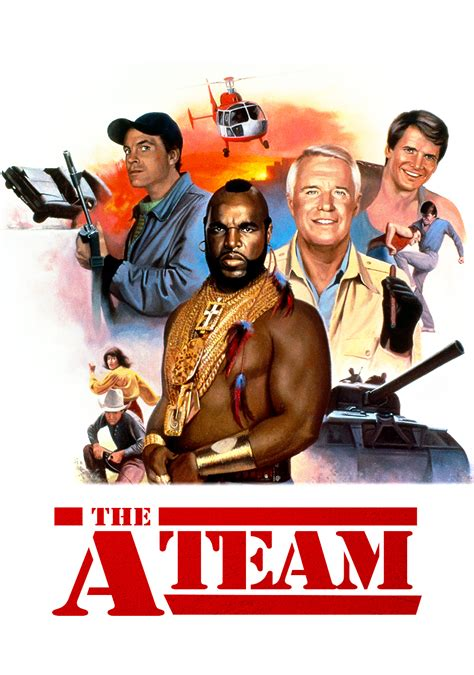 The Team the a team tv fanart fanart tv