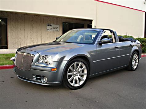 chrysler 300 convertible conversion chrysler 300 conv cars products