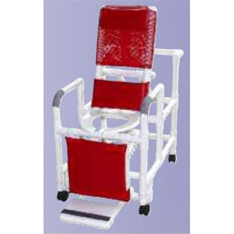 reclining shower chair with footrest 17 best images about commodes on vinyls the