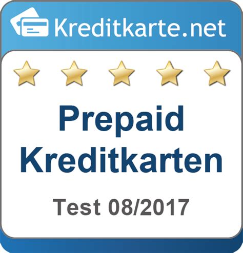 kreditkarte testen prepaid kreditkarten test 2017