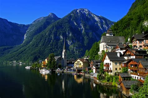 hallstatt austria world s first cloned village in china is now open to