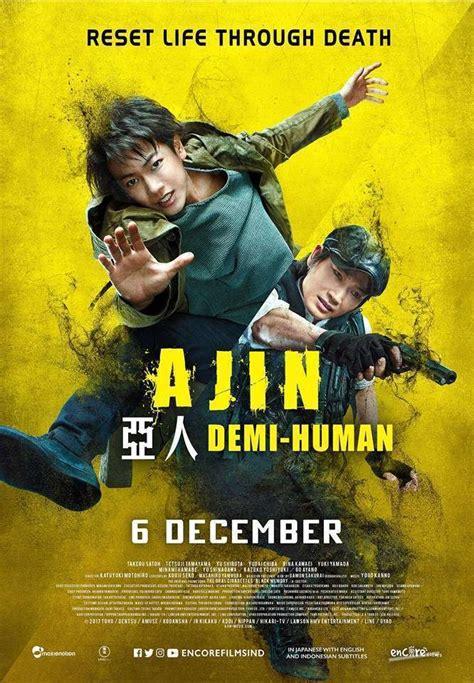 film bioskop indonesia yang tidak lulus sensor up ajin live action lulus sensor dan akan tayang