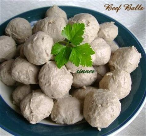 ngau yoke yuen springy  bouncy beef balls