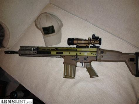Fn Jeep Colorado Springs Armslist For Sale Trade Scar 17 Fde 308 With Trijicon
