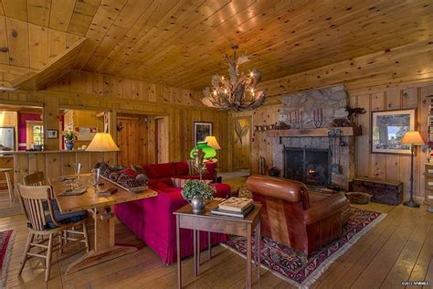 ty cobb s lake tahoe home for sale