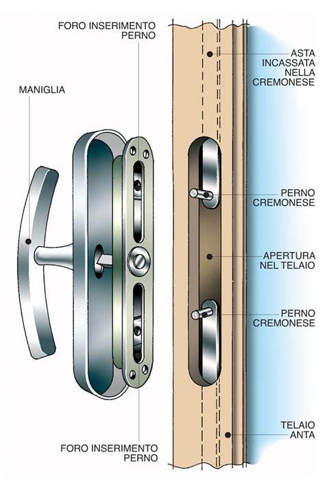 sostituire serratura porta come sostituire una maniglia senza chiamare un artigiano