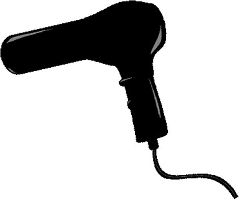 Hair Dryer Logo dryer information and gallery