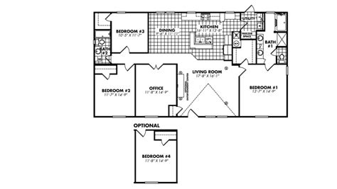 16 X 32 Home Plans All Pictures Top 16 X 32 House Plans