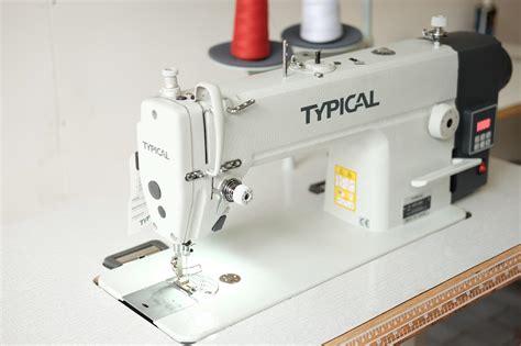 Mesin Jahit Typical Servo jual mesin jahit typical servo otomatis gc628d jarum satu