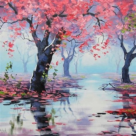 paint inspiration 1000 ideas about tree paintings on tree pictures to paint and amazing paintings