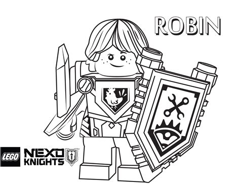 coloring pages lego knights lego nexo knights coloring pages free printable lego