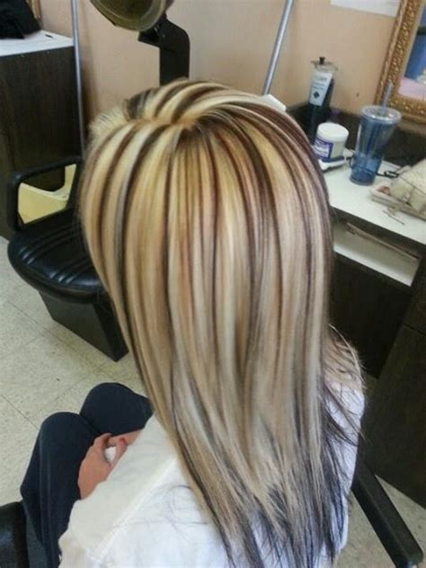 dramatic highlights and lowlights pictures dramatic lowlights hairstyles foremost pinterest
