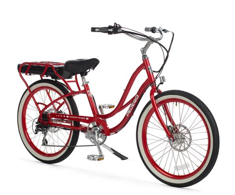 pedego comfort cruiser step thru comfort cruiser pedego electric bikes