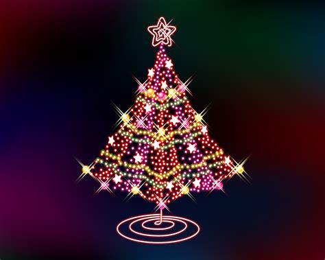 wallpapernarium arbol de navidad iluminado