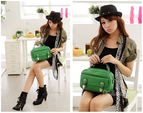 Tas Wanita Fashion Green Bag Model G2 2 model tas wanita terbaru jual tas kantor model wanita pria grosir impor murah