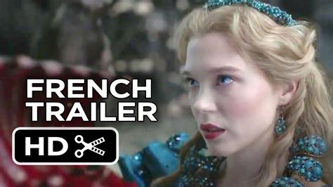 lea seydoux next movie beauty and the beast official french trailer 2 2014