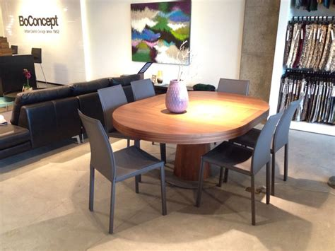 bo concept dining table boconcept granada expanding dining table design
